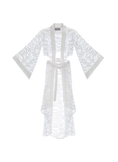 Women&Women Kimono Bordo